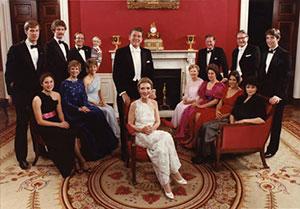 Reagan Family 1981