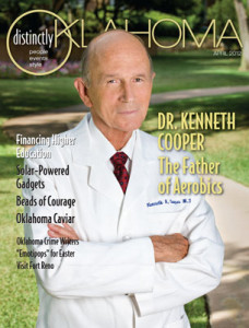 Dr. Kenneth Cooper, the father of aerobics