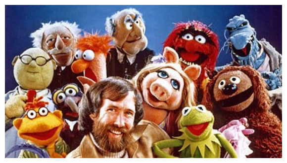 Jim Henson taught Learning is Cool
