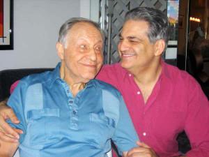 Bob Burg and his dad