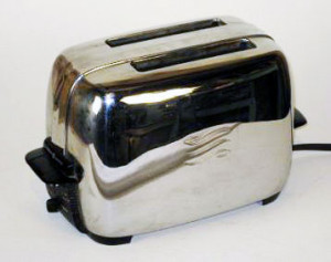 Dad's Incredible Toaster