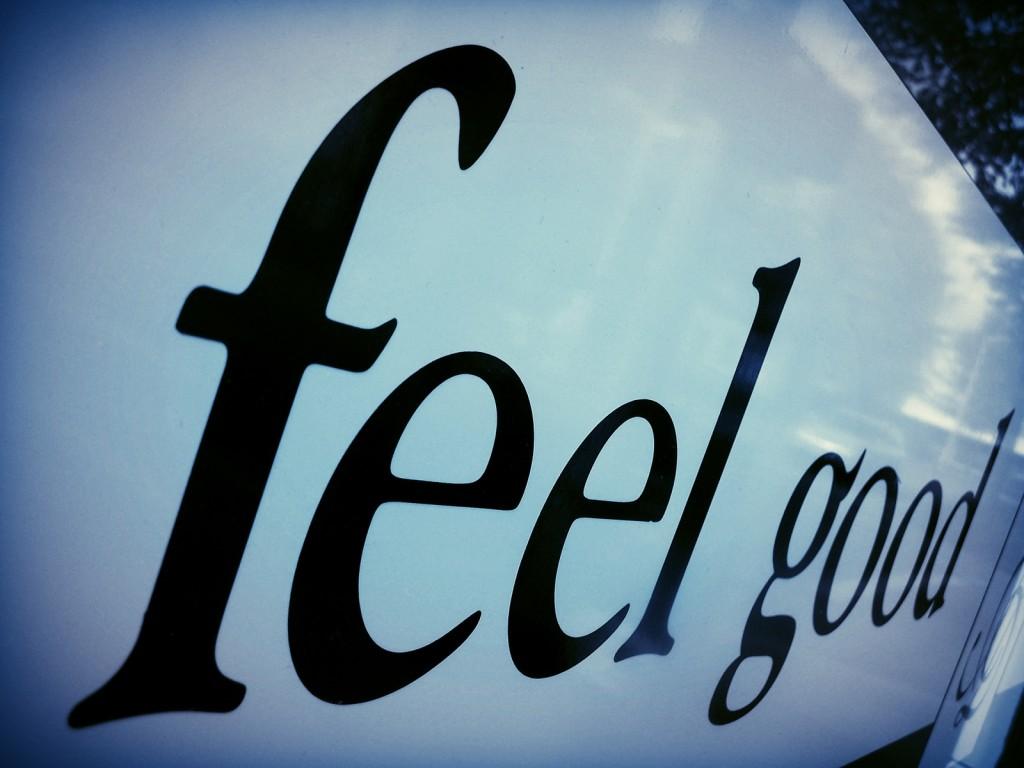 feel good- blue