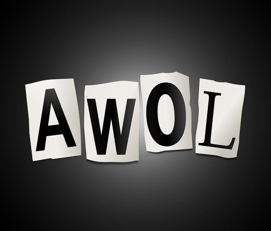 bigstock-Awol-Concept--44503555